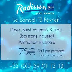 Radisson Saint Valentin
