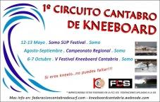 Circuit Kneeboard Cantabrie