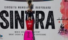 Amaury Lavernhe, champion du monde de bodyboard.
