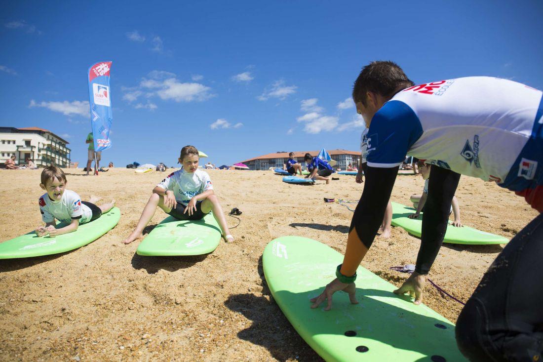 Bien choisir sa planche de surf f d ration fran aise de surf - Decorer sa planche de surf ...