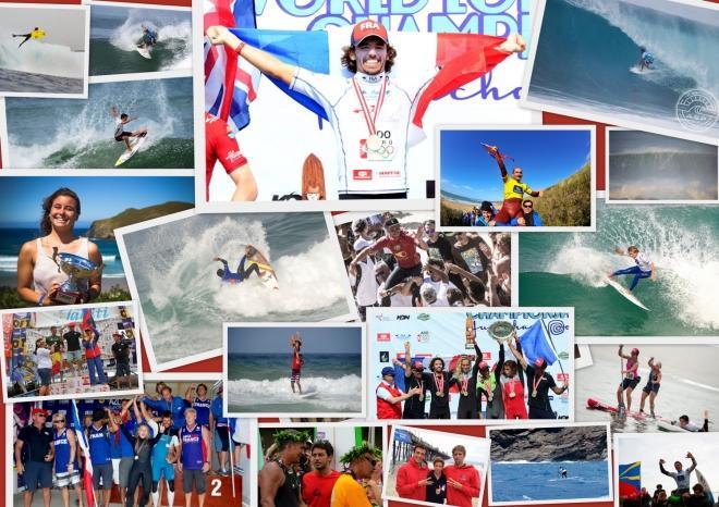 Le surf français sur son 31