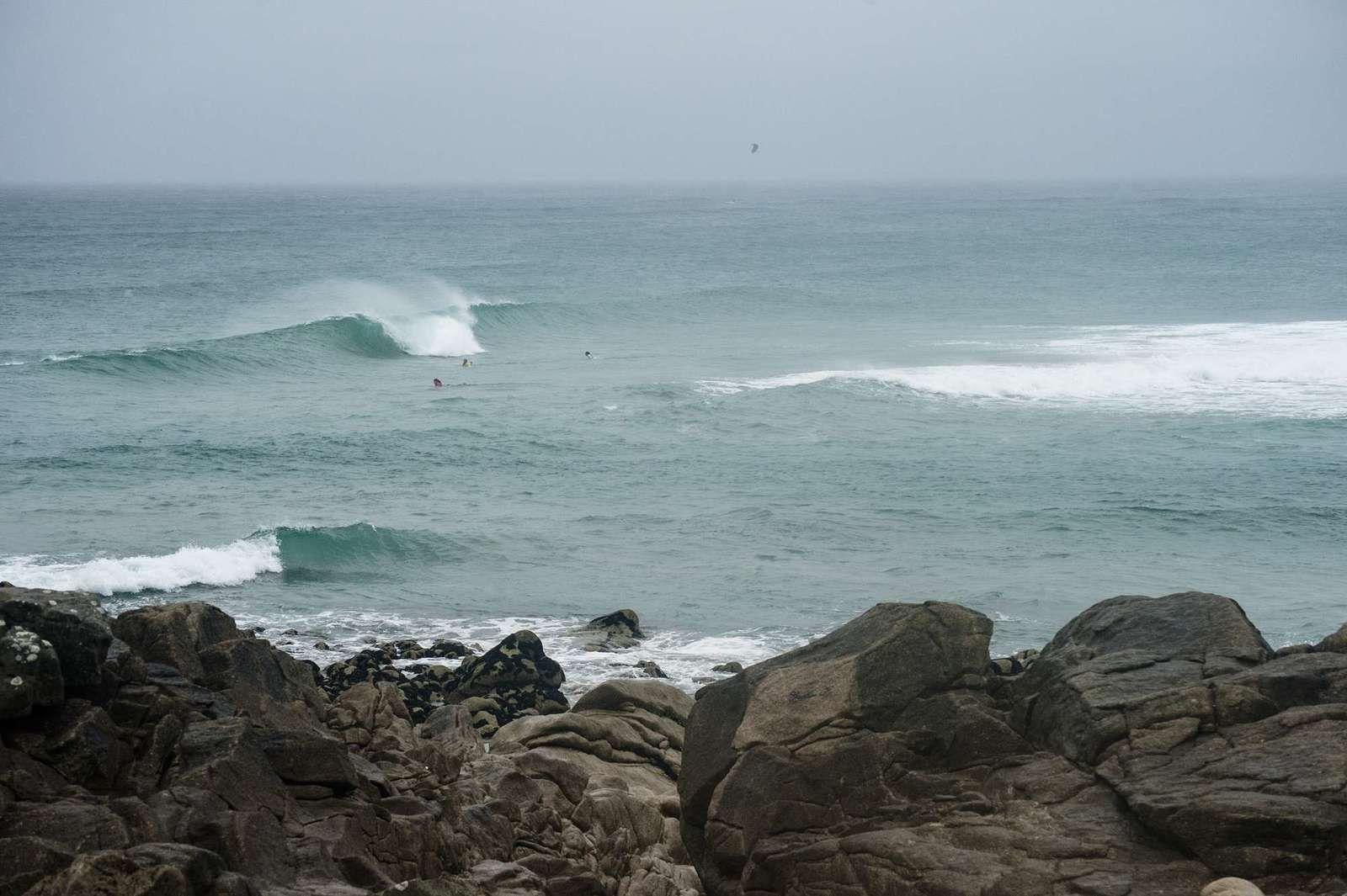 Ou surfer l'été en france