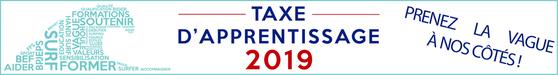 Taxe d'apprentissage 2019