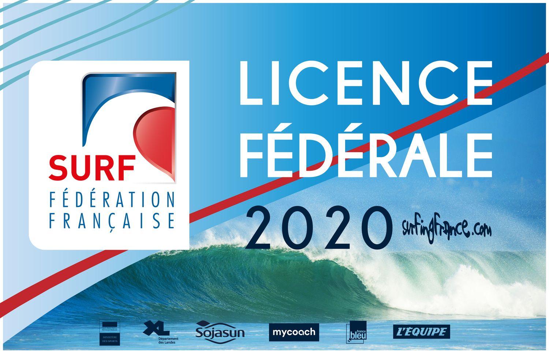 Licence fédérale recto 2019 petite