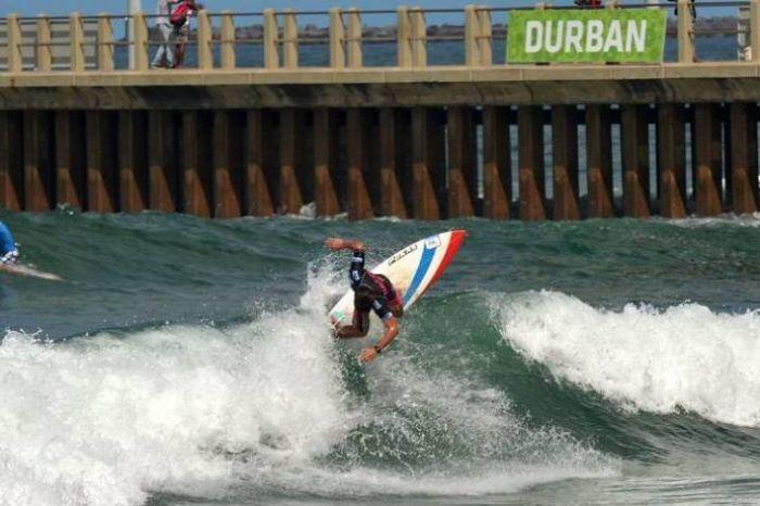16 jeunes en stage national à Durban   Fédération