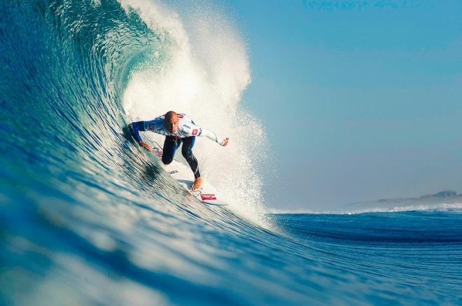 Kelly Slater by Timo
