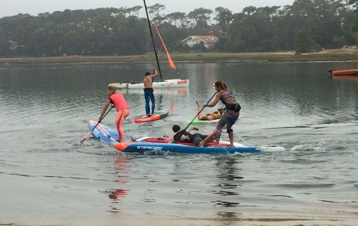 Stage national de Stand Up Paddle