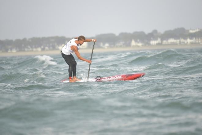 Le Stand Up Paddle Race