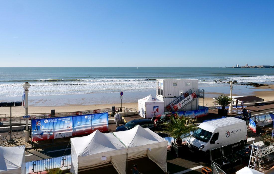 Les 428 participants des championnats de France de surf 2021